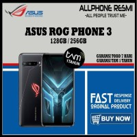 ASUS ROG PHONE 3 12/128GB & 12/512GB RESMI ASUS BNIB ORIGINAL