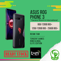 ASUS ROG PHONE 3 12GB/256GB 12GB/128GB ZS611KS 5G Elite Edition SD865+
