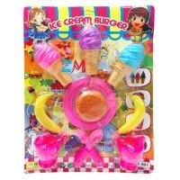Mainan Anak Ice Cream Burger YY 901 Mika