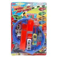 Mainan Anak Jalur Mobil Balap 2461 - Track Racing