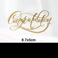 topper congratulation