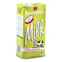DIAMOND Low Fat High Calcium UHT Milk 1 Liter