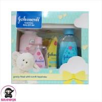 JOHNSONS Essentials Baby Gift Set Paket Kelahiran