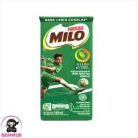 MILO ActivGo UHT Cokelat 180 ml