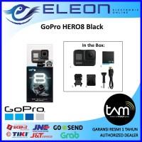 GoPro Hero 8 Black / Go Pro Hero8 Black / GoPro Hero 8 GARANSI RESMI