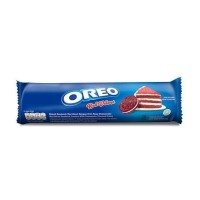 Oreo Biskuit Sandwich Red Velvet 133gr