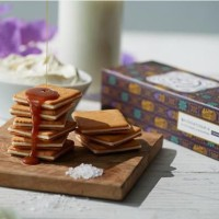 Tokyo Milk Cheese Factory Salted Caramel & Mascarpone Cookies - 10