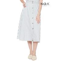 NOA everyday Rok Wanita Asuka Stripes Women Skirt