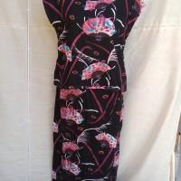 Baju Top+Rok, Cotton, Dress, Outerwear