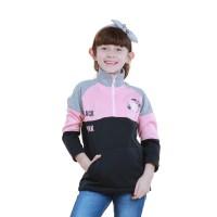 Jaket Sweater BLACK PINK anka perempuan Sweater korea anak cewek TDLR