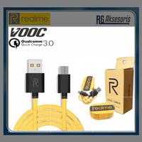 KABEL DATA REALME Original 100% Fast Charging & SUPER VOOC Qualcomm3.0