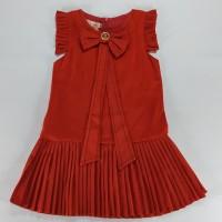 Dress Import Kualitas Bagus Buat Pesta Acara Imlek Cocok Terusan Mini