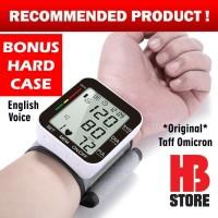 Tensimeter Digital / Alat Ukur Tensi Tekanan Darah Bukan Brand Omron
