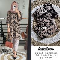 Anindyra Tunik rajut premium