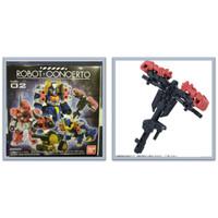 Robot Concerto 02 LioMax Giant Hammer Weapon Set Bandai FIgure