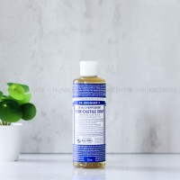 237ML PEPPERMINT PURE CASTILE LIQUID SOAP - DR. BRONNER'S