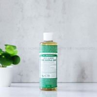 237ML ALMOND PURE CASTILE LIQUID SOAP - DR. BRONNER'S