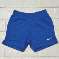 Celana pendek kaos anak bayi laki branded original Nike 12 bulan 12m