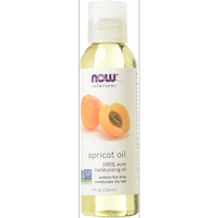 Now Foods Solutions Apricot Oil 118ML