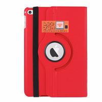 "iPad Pro 11"" 2018 Rotary Smart Flip Cover / Case (Hard) - Merah"
