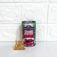King's Fisher Sarden Mini Saus Sambal 155gr   Ikan Sarden Kaleng Halal