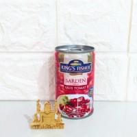 King's Fisher Sarden Mini Saus Tomat 155gr   Ikan Sarden Kaleng Halal
