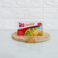 Meg Cheese Cheddar 170gr   Keju Parut Topping MPASI