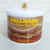 Hollman Butter Cream Original 1Kg   Bahan Topping Filling Kue