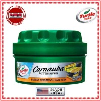 Turtle Wax T-5A Carnauba Paste Cleaner Wax 397gr RENEW Your Car