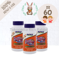 Now Foods Berry Dophilus Kids Gastrointestinal Support 60 chewables