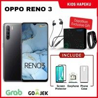 Oppo Reno 3 Ram 8GB/128GB Garansi Resmi