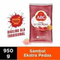 ABC SAUS SAMBAL EXTRA PEDAS 950 gram gr G / 950gr / 950gram