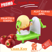 Apple Peeler Mini Peeler for Fruit Pengupas kulit buah apel pir pisau