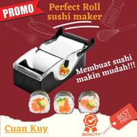 Perfect Roll Sushi Maker / Alat Dapur Penggulung Sushi Mudah Praktis
