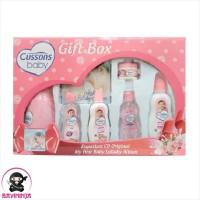 CUSSONS Baby Gift Box Paket Kelahiran