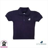 LITTLE WARREN Polo Tshirt Anak Premium Size 4