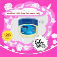 Vaseline 100% pure petroleum jelly 212 Gram