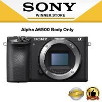 Sony ILCE-6500 / Alpha A6500 Body - Black