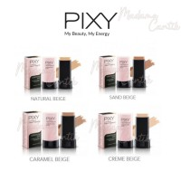 PIXY CONCEALING BASE UV WHITENING 4 BEAUTY BENEFITS 9G CONCEALER STICK