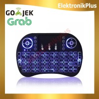 Keyboard Mini Backlight Touchpad Wireless RGB 2.4GHz Touch Pad & Mouse