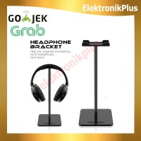 Stand Hanger Bracket Hitam Universal Gaming Studio Headphone EP11
