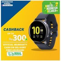 Samsung Galaxy Watch Active 2 / Samsung Smartwatch Garansi SEIN Black