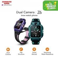 Imoo Smartwatch Z6 Jam Tangan Anak Imoo Z6 Frozen Edition / Hijau Biru