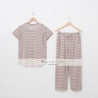Lunaci Salem Stripes Pyjamas