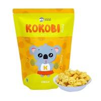 Kokobi Yummy Baked Rice Puff 80gr   Biskuit Beras All Variant