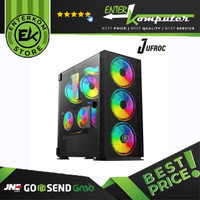 Casing CUBE GAMING JUFROC - ATX / Casing PC Gaming