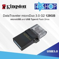Kingston OTG DataTraveler microDuo G2 - 128GB
