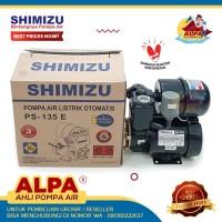 Promo!! Pompa Air SHIMIZU PS-135 E