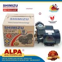 Promo!! Pompa Air SHIMIZU PS-128 BIT