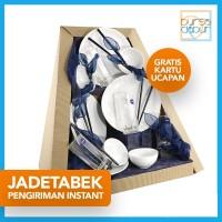 Parcel Bursa Dapur Jadetabek Zen Eastern Style Set B